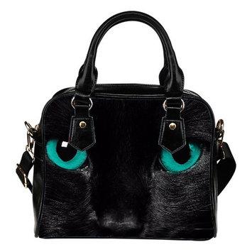 Foru Design Cat Design Shoulder Bag
