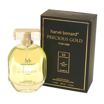 Harve Bernard Harve Benard Precious Gold Men's 3.4-ounce Eau de Parfum Spray