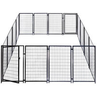 Aleko Products Heavy Duty Pet Kennel