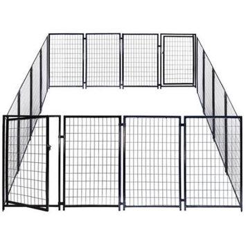 Aleko Products Heavy Duty Pet Kennel