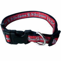 Pets First MLB St. Louis Cardinals Dogs & Cats Collar