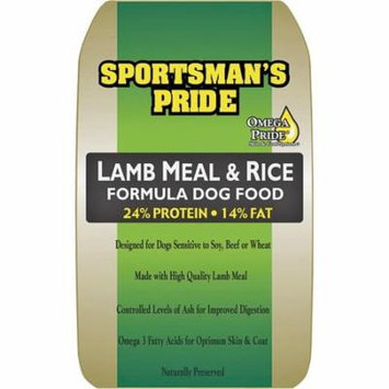 DOG FOOD LAME/RICE 33LB