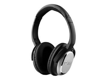 Nousehush NoiseHush i7 Active Noise-Cancelling Headphones - Black