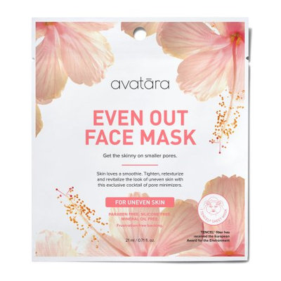 Avatara Even Out Face Mask
