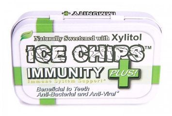 Ice Chips Immunity Xylitol Mints by Ice Chips Candy - 1 Tin