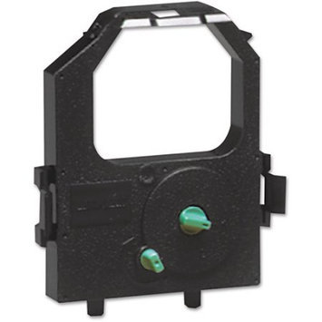 Lexmark 11A3540 Compatible Ribbon with Re-Inker, Black