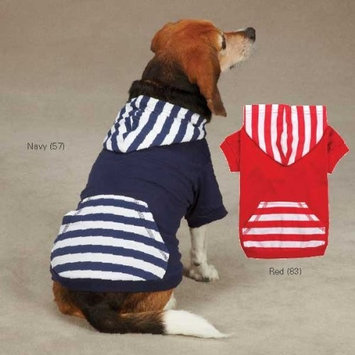 Casual Canine Americana Pullover - Navy Blue