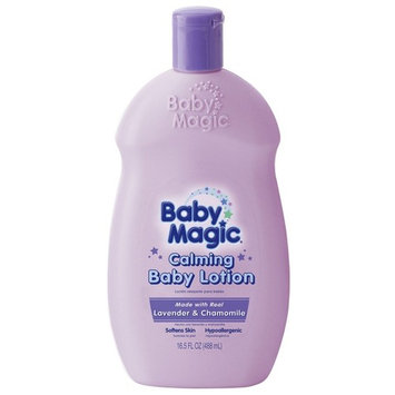 Baby Magic Calming Baby Lotion 16.5 oz. (Pack of 3)