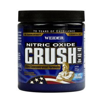 Weider-Crush Pre-Workout Blue-Raspberry 330grams