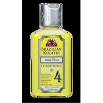 OKAY Girls Girls Girls Brazilian Keratin Anti Frizz Conditioner 4 Step - 118 ml - 4 oz