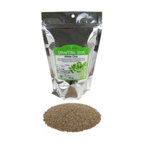 Handy Pantry Organic White Chia Sprouting Seeds - Microgreens, Sprouts - 1 Lb