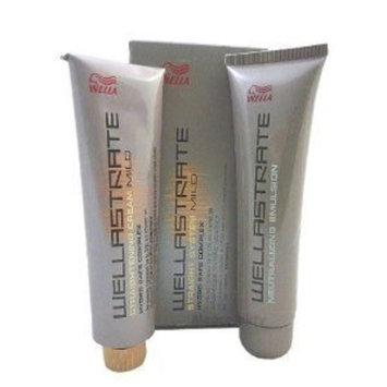 3 Boxes Wella Strate Straightener System Mild Hair Cream