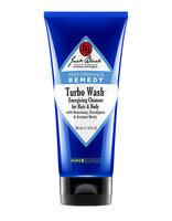 Jack Black Turbo Wash Energizing Cleanser for Hair and Body-NO COLOUR-One Size