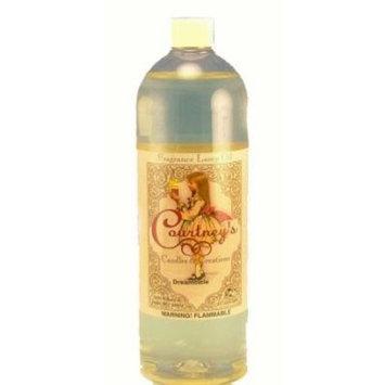 LITER - Courtneys Fragrance Lamp Oils - AMBER INCENSE [AMBER INCENSE]
