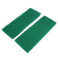 Aquarium Green Rectangle Biochemical Filter Sponge 12.8