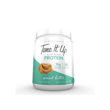Tone It Up Plant Based Protein Powder Peanut Butter 11.36oz, pack of 1
