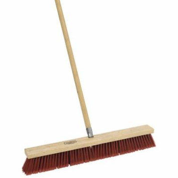 Harper 583124A-1 Assembled Push Broom, Medium Stiff Synthetic