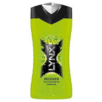 Lynx Shower Gel - Recover (250ml) - Pack of 6