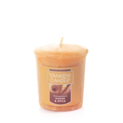 Yankee Candle Samplers Sugar & Spice Votive Candle