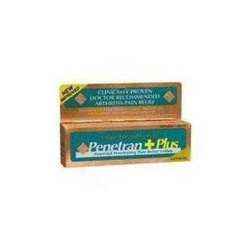 TRANSDERMAL TECHNOLOGIES Penetran Plus Powerful Penetrating Pain Relief Lotion With Lemon Scent 2.50 oz