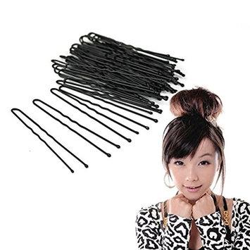 50Pcs U-shaped Hair Clips Bobby Pin Barrette, Bun Pins Hair Grips Bridal Hair Design