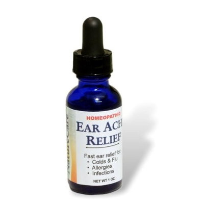 Naturecare By Rowell Labs Naturecare Ear Ache Relief - Treats Swimmer's Ear