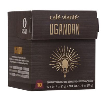 Spressoluxe Coffee Capsules African Selection Uganda, 60 Count