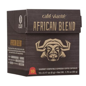 Spressoluxe Coffee Capsules African Selection African Blend, 60 Count