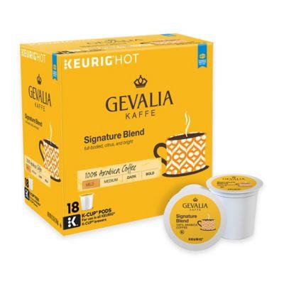 Keurig K-Cup Gevalia Signature Blend 18-pk. One Size