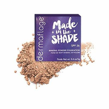 Dermaflage Made in the Shade SPF 26 Mineral Powder Light