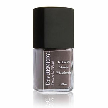Dr.'s REMEDY Enriched Nail Polish, Motivating Mink, 0.5 Fluid Ounce