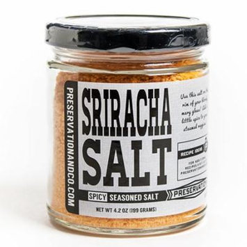 Sriracha Salt by Preservation & Co.
