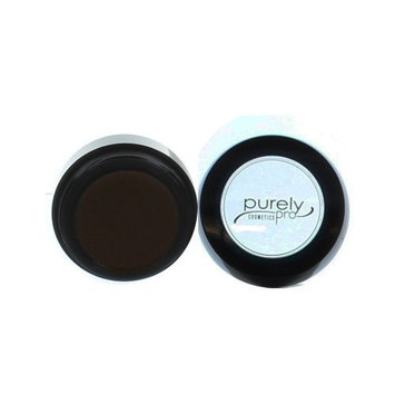 Purely Pro Cosmetics Cream Gel Liner, Dark Brownstone, 0.0040 Ounce by Purely Pro Cosmetics