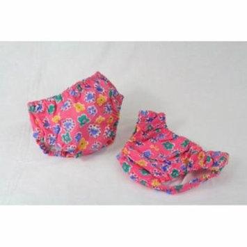 Swim Diaper - Pink, Medium