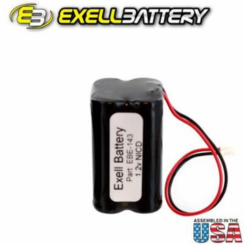 Exell Battery for Summer Infant Baby Monitor 02090 0209A 0210A 02720 USA SHIP