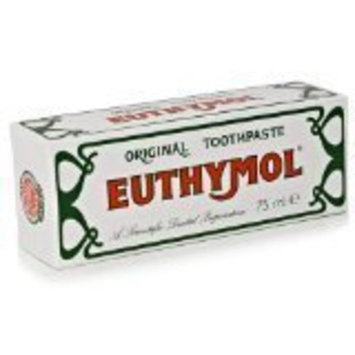 Euthymol Original Toothpaste 75ml 3 (triple pack)