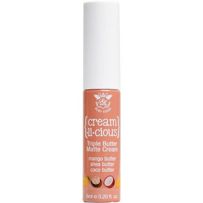 Ruby Kisses Cream Licious Triple Butter Matte Lip Cream - RSMC05 Ny, Ny