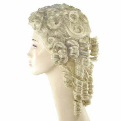 Southern Belle Attached Wig
