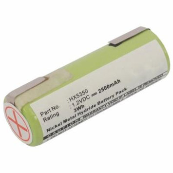1.2V Electric Toothbrush Battery For Braun 1008 1012 1013 1013s 1508 1509