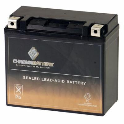 YTX20HL-BS Replacement Battery for 2004 Kawasaki 1200 CC JH1200 B Ultra 150