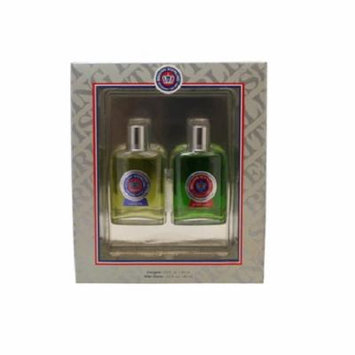 BRITISH STERLING by Dana 2 piece SET 2.0 oz. Cologne + 2.0 After Shave 60 ml NIB