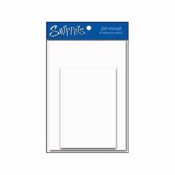 Snippets Card & Env 5x7 2pc White