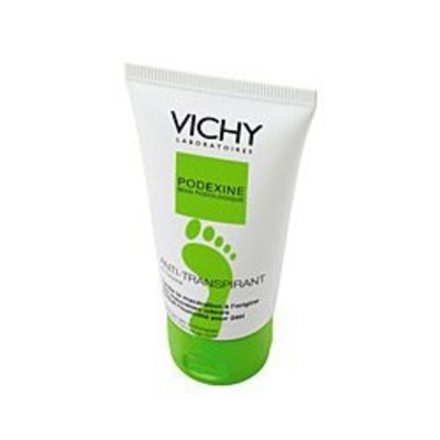 Podexine Anti perspirant cream 50 ml. Vichy Podexine Anti-perspirant for feet