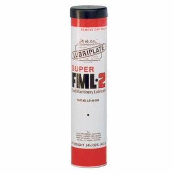 Lubriplate FML Series Multi-Purpose Food Grade Grease, 14 1/2 oz, Cartridge