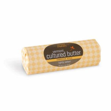 Vermont Cultured Butter - Unsalted