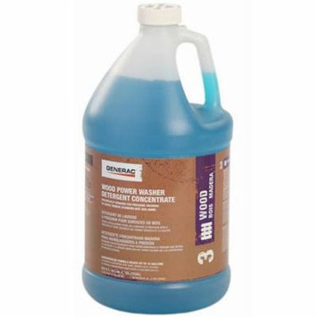 Generac 6661 Wood & Siding Pressure Washer Detergent Concentrate - 1 Gallon