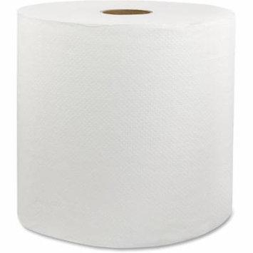 Livi Solaris Paper Hardwound Paper Towels, White, 6 / Carton (Quantity)