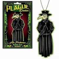 Plague Doctor Bubblegum Scented Air Freshener