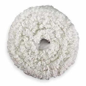 Carpet Bonnet,21 In,White