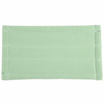 Unger PHL20CT Microfiber Cleaning Pad, Green, 6 X 8, 5/carton